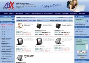 pokladny, pokladní systémy e-shop